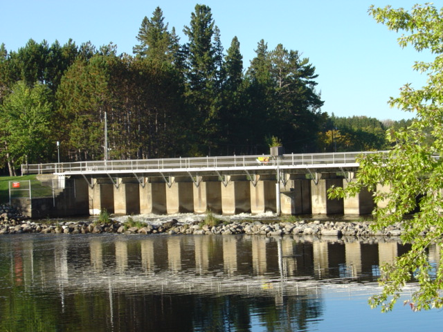 View of Dam