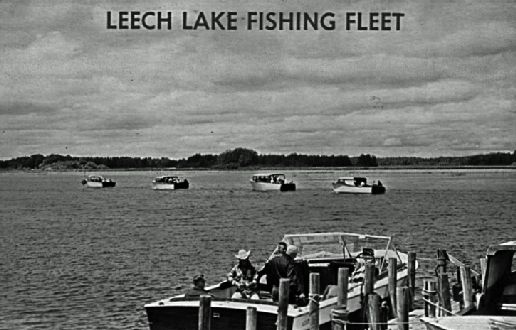 Leech Lake Fishing Fleet